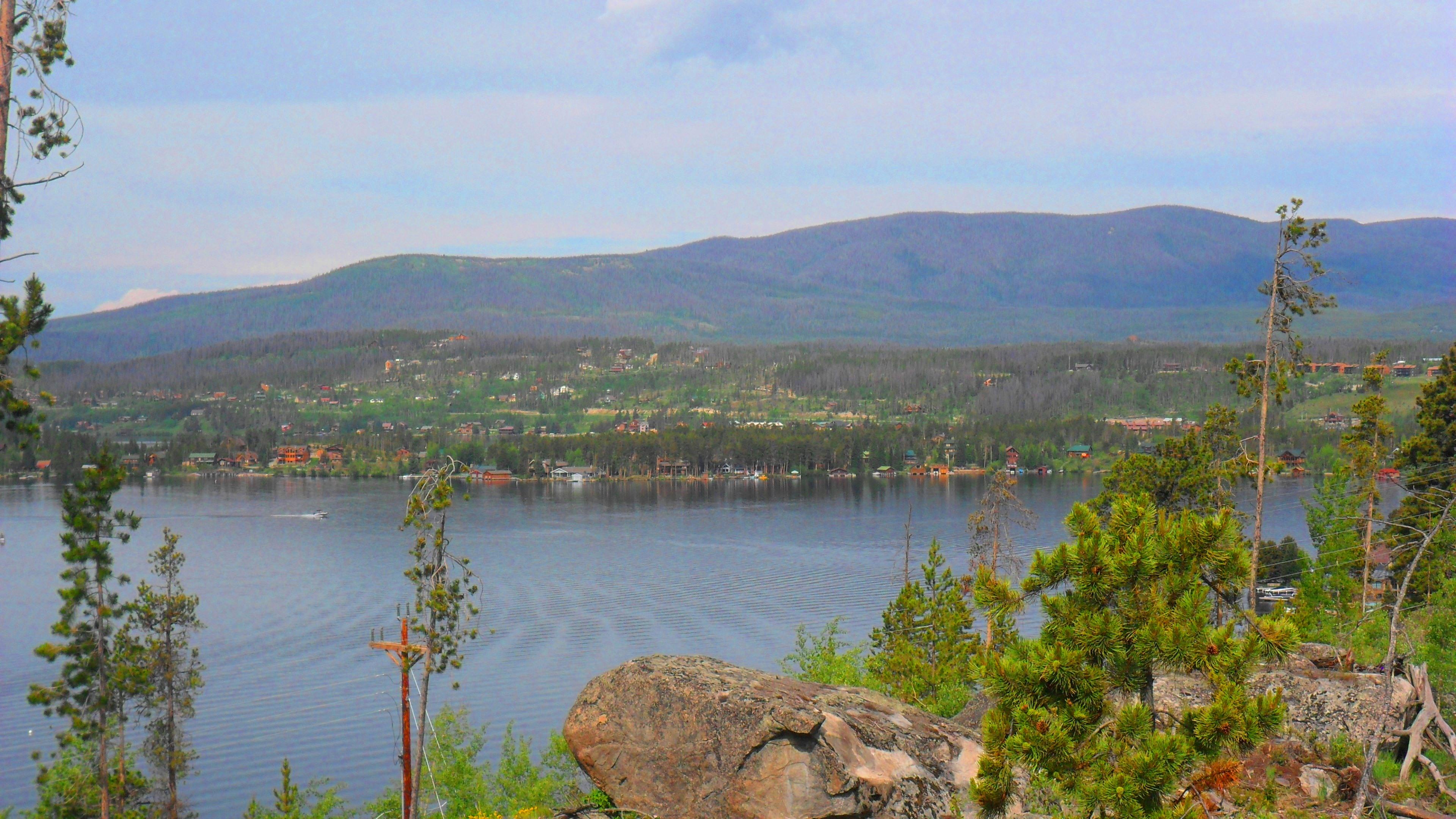 Shadow Mountain Lake Wikipedia
