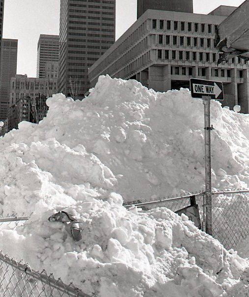 Best Places In The Us In May: Northeastern United States Blizzard Of 1978