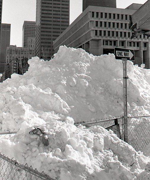 Blizzard Of  Rhode Island Photos