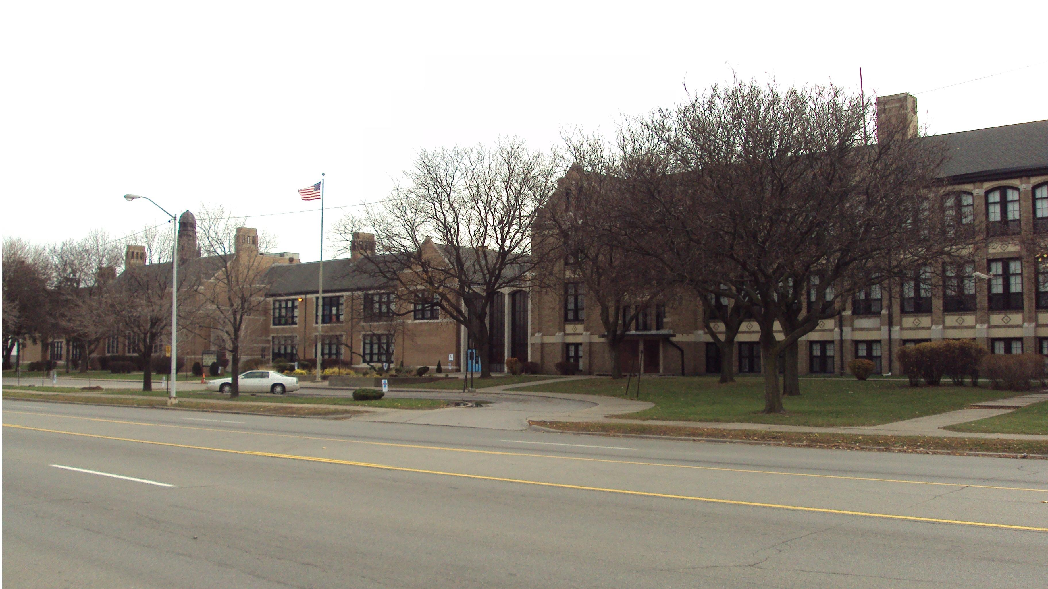 Southwestern High School (Michigan) - Wikipedia