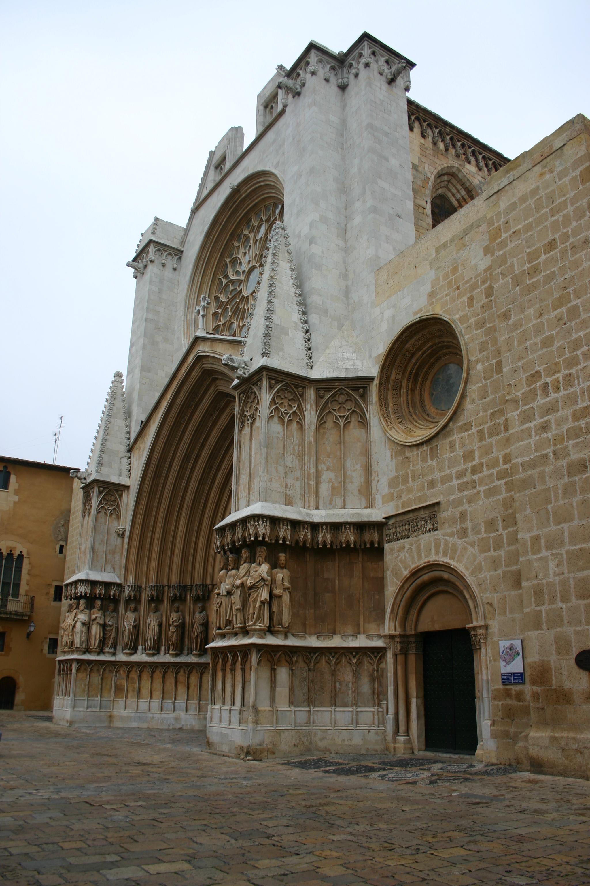 Catedral De Santa Tecla De Tarragona Wikipedia La Enciclopedia Libre