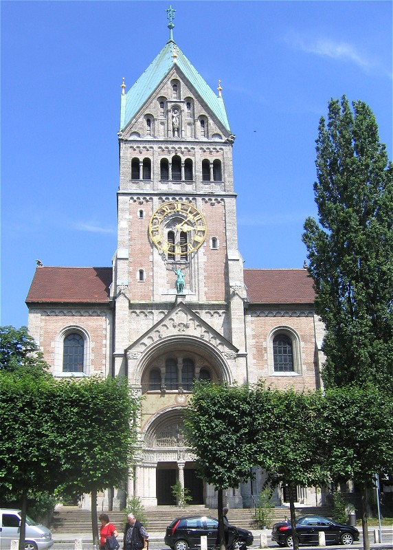 Église Sainte-Anne de Lehel