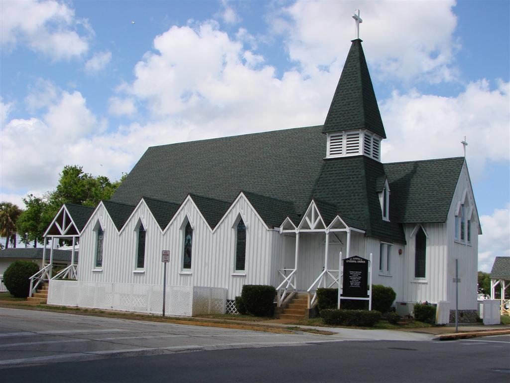 st  gabriel u0026 39 s episcopal church  titusville  florida