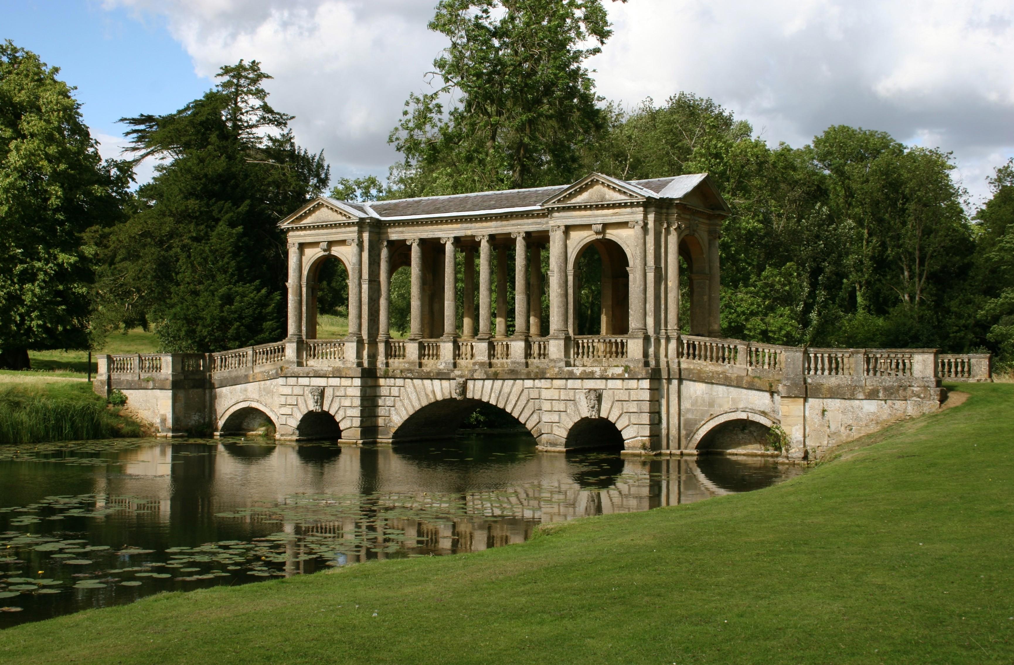 Nice File:Stowe Park Palladian Bridge Nice Ideas