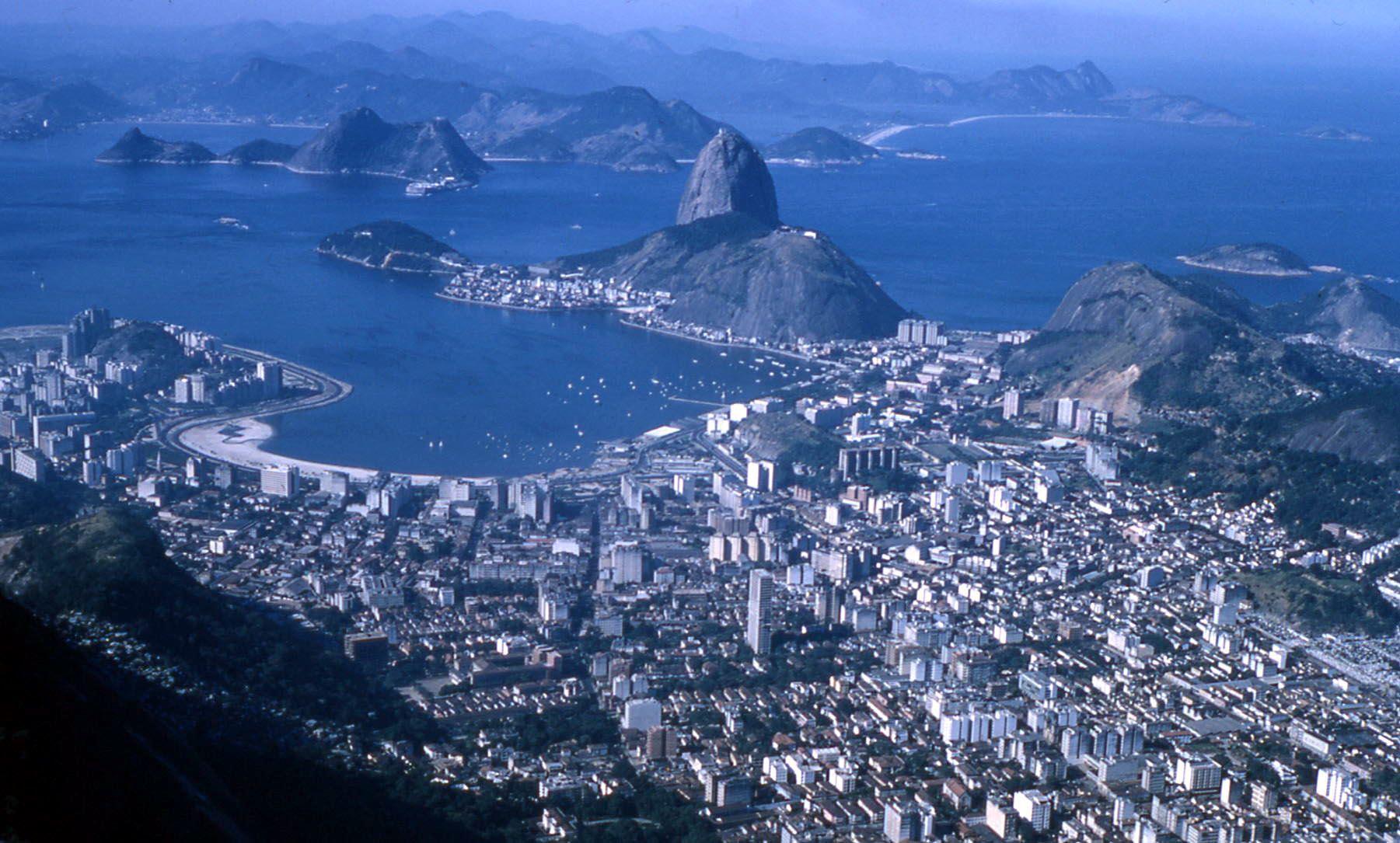 География ЧМ-2014. Рио-де-Жанейро - изображение 3