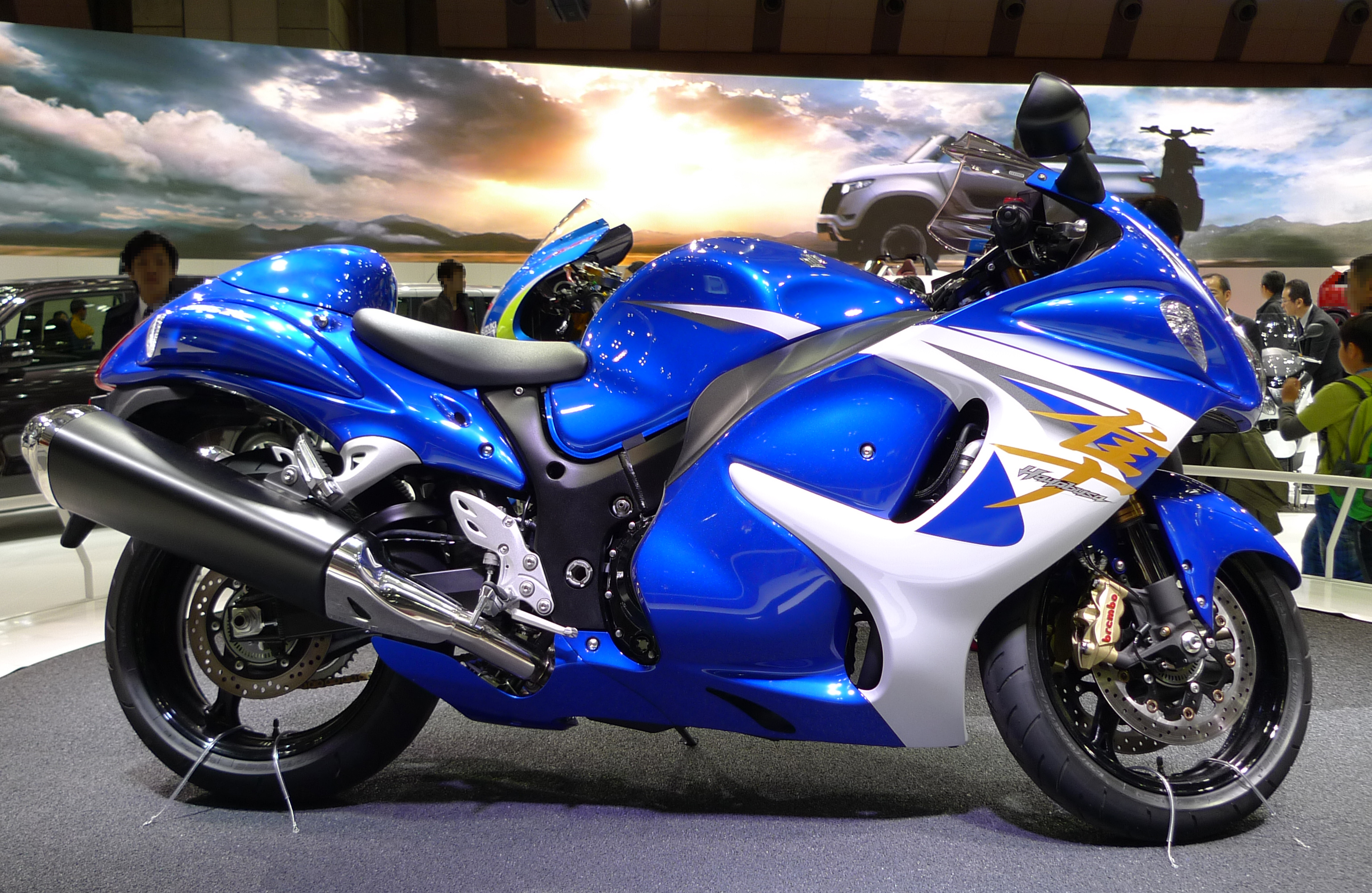 pin 2013 suzuki hayabusa - photo #19