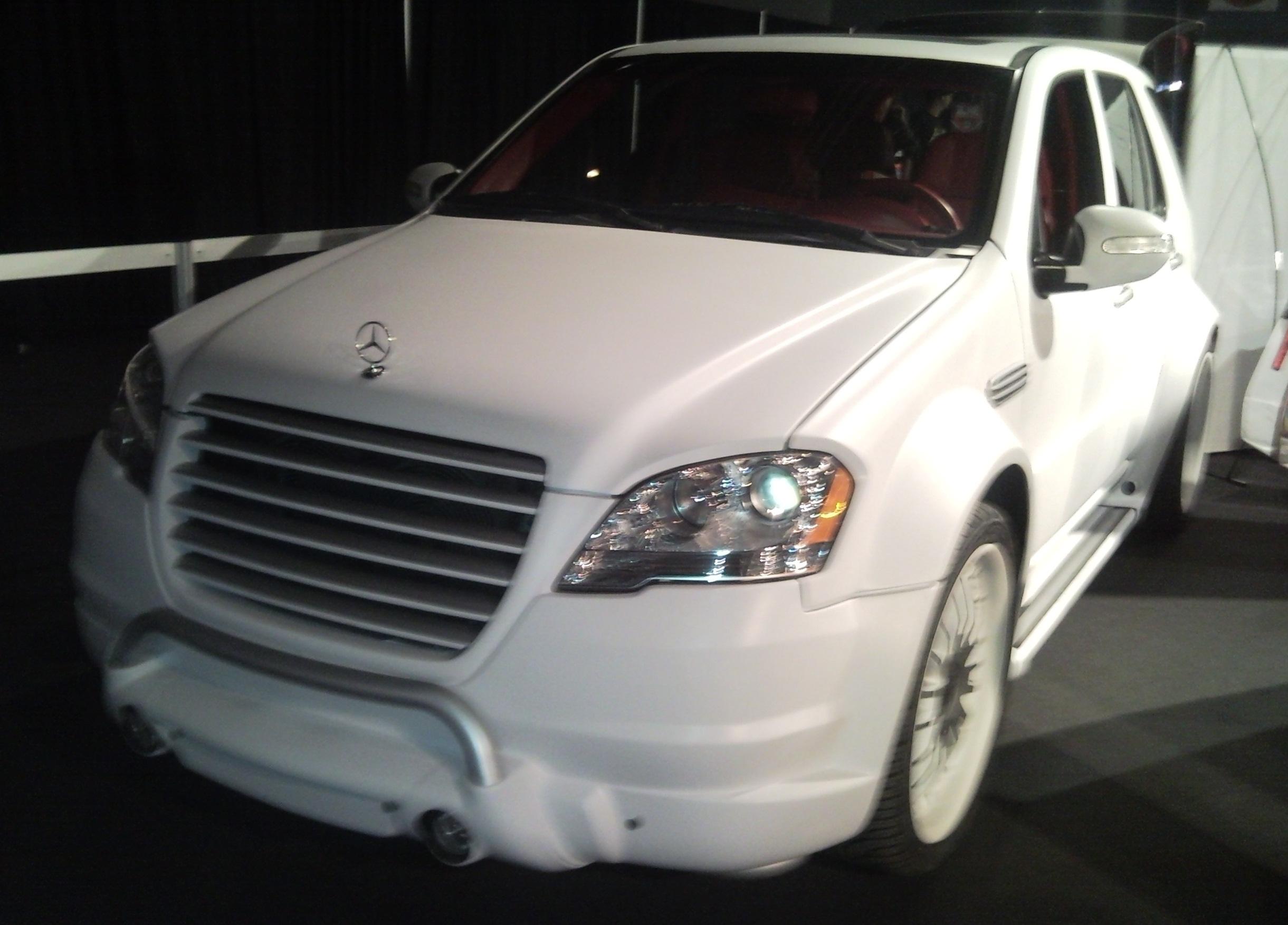 Mercedes benz ml 320 best car review