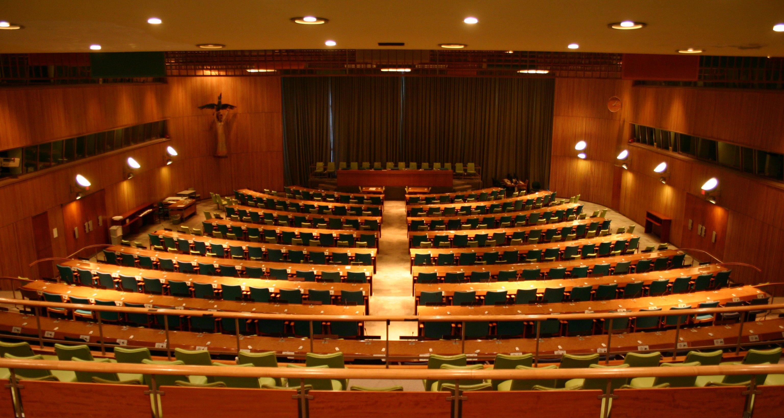 مجلس الوصاية التابع للأمم المتحدة - ويكيبيديا