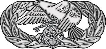 Fileusaf Logistics Readiness Occupational Badgejpg Wikipedia - Air-force-occupational-badges