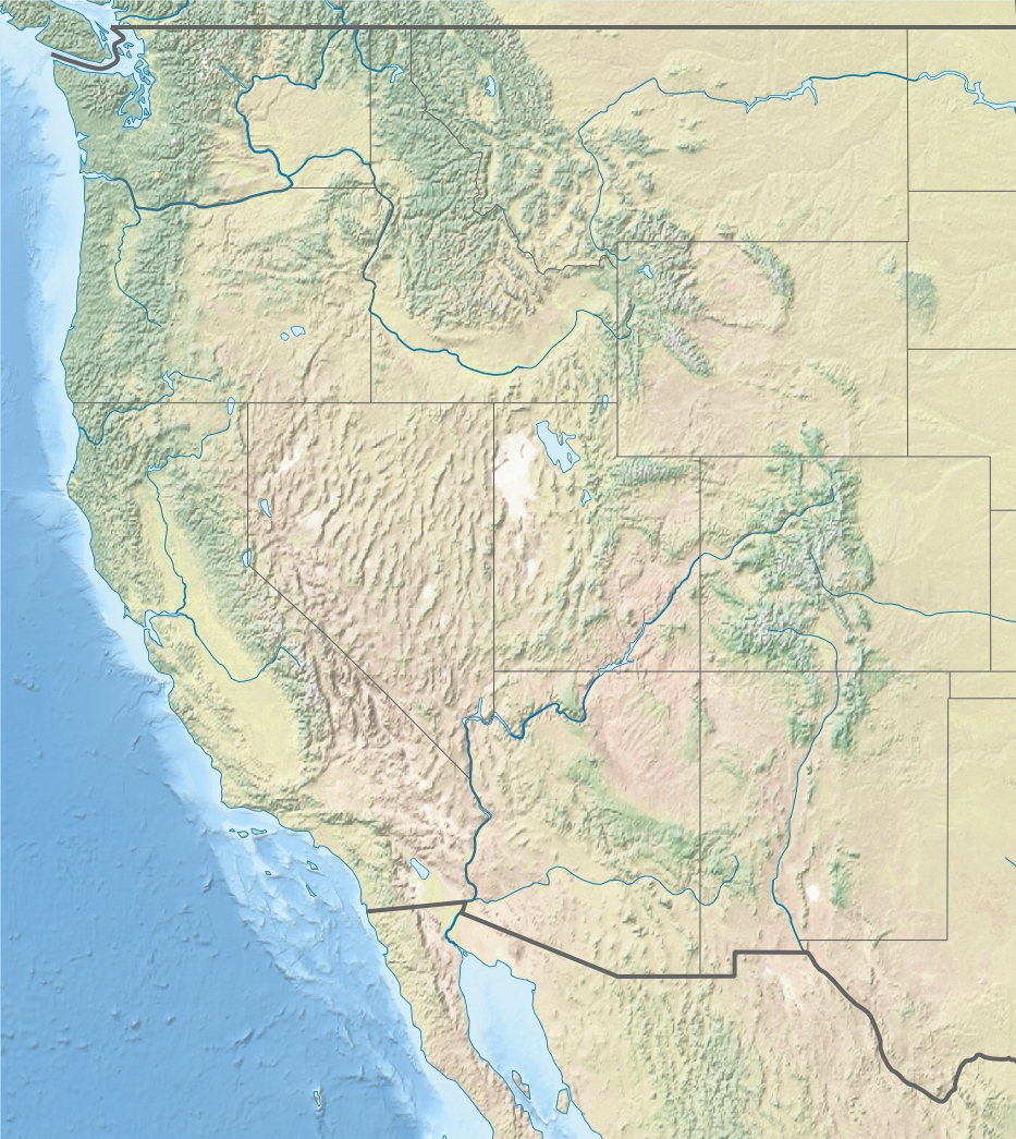 Laguna Salada Earthquake Wikipedia - After the earthquake new map of us