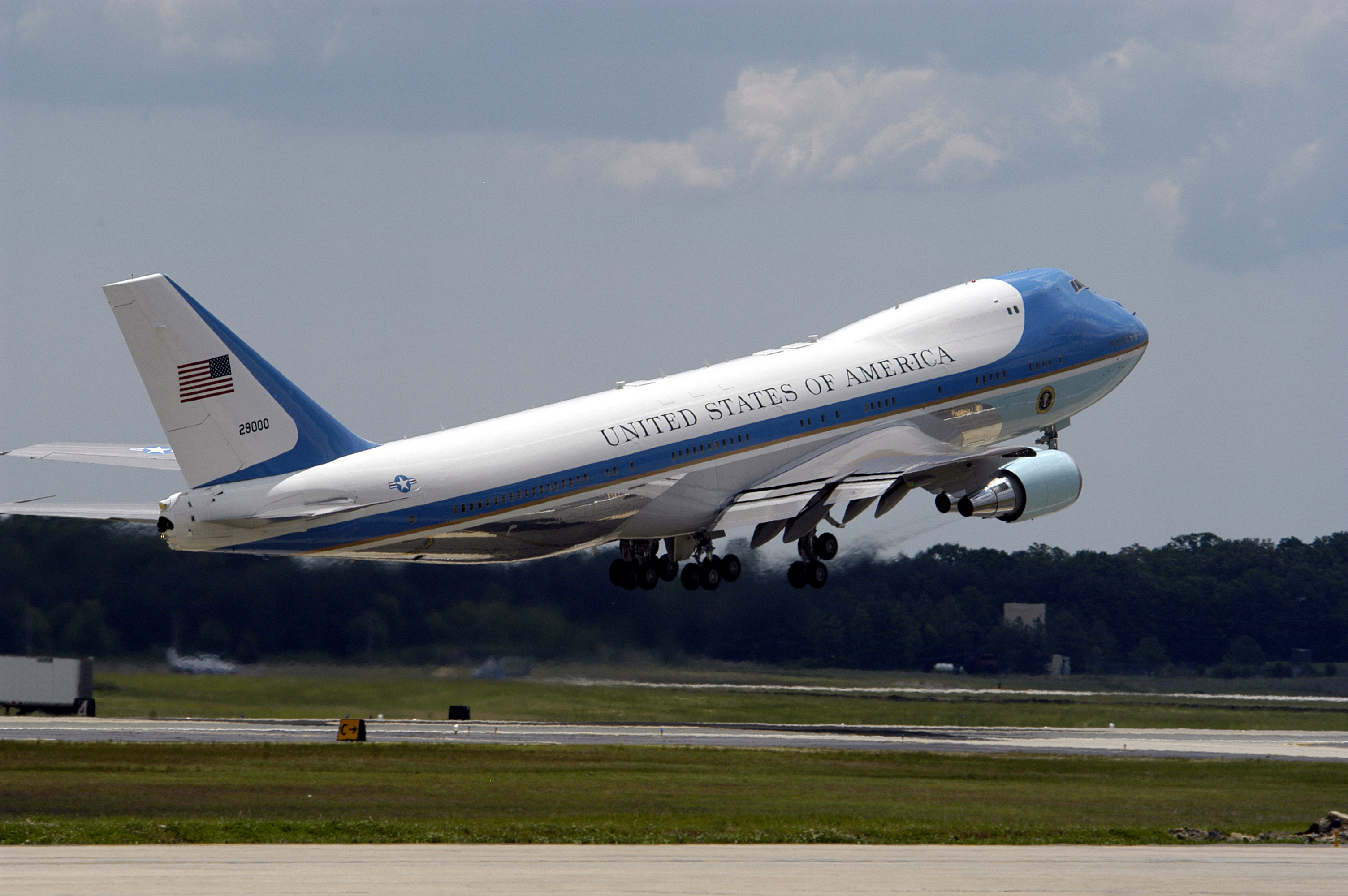 CR4 - Blog Entry: Air Force One Upgrade