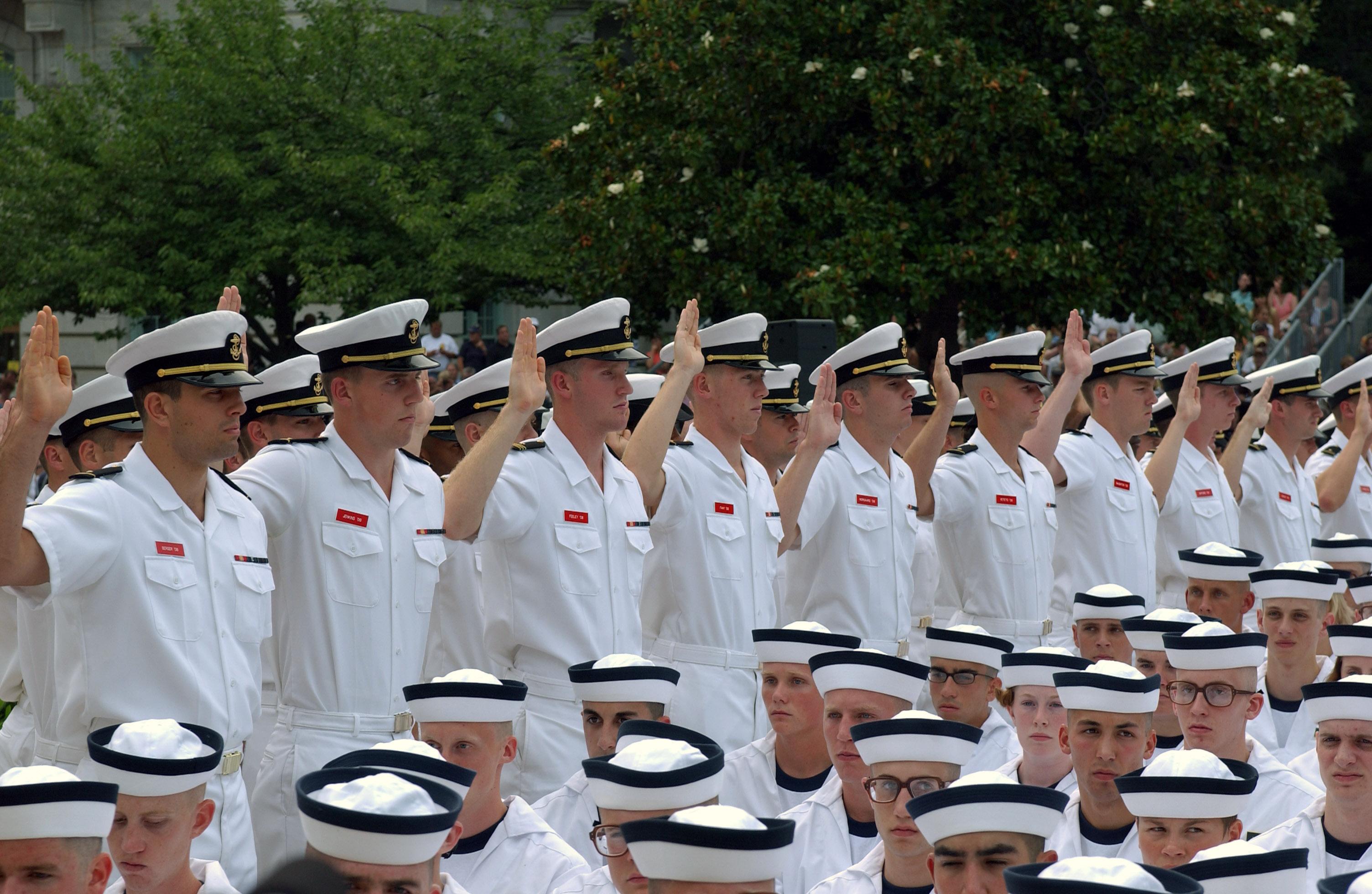 naval academy prep school