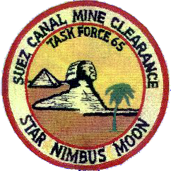 US Task Force 65 Suez Mine Clearance patch 1974.png