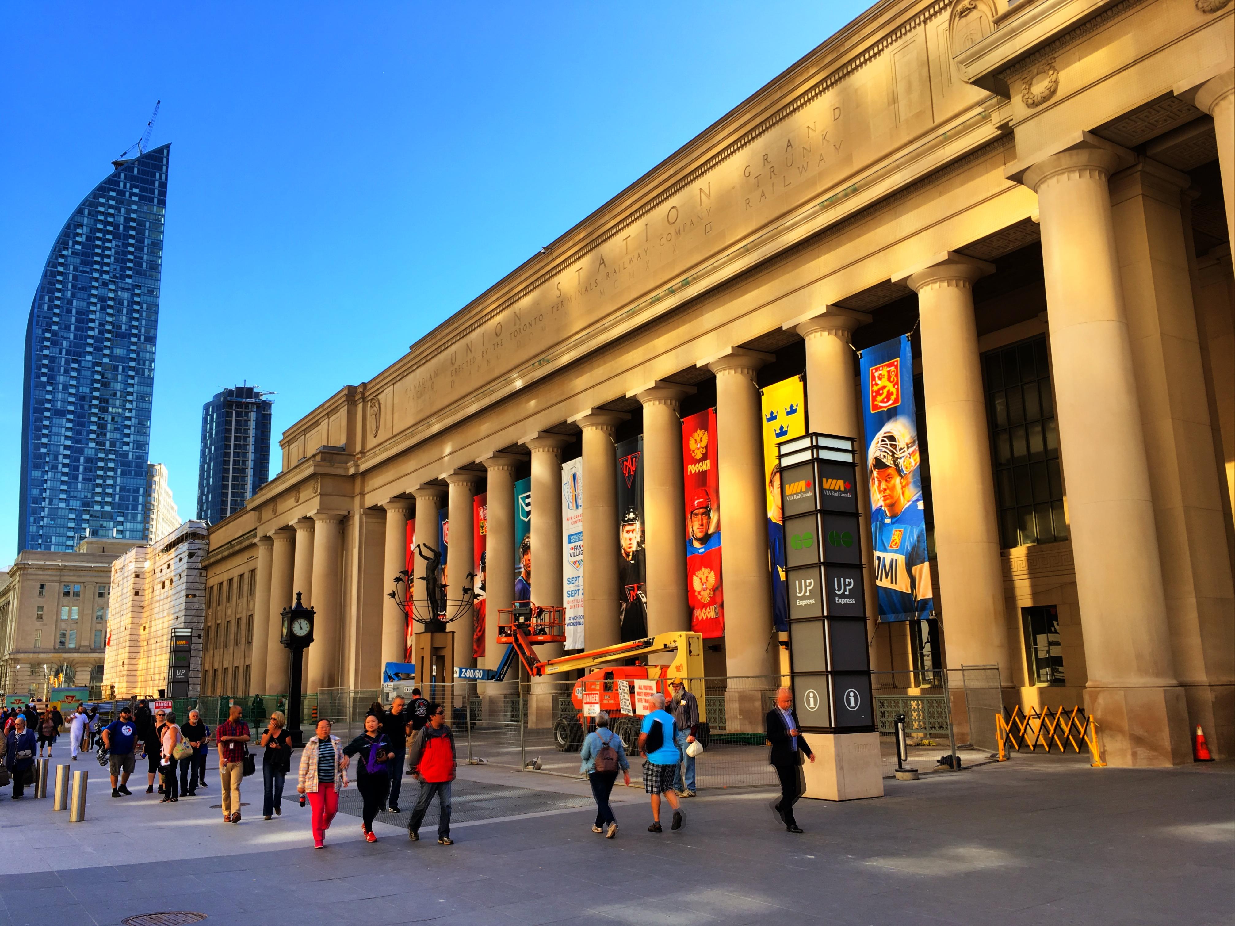 Union Station (Toronto) - Wikipedia