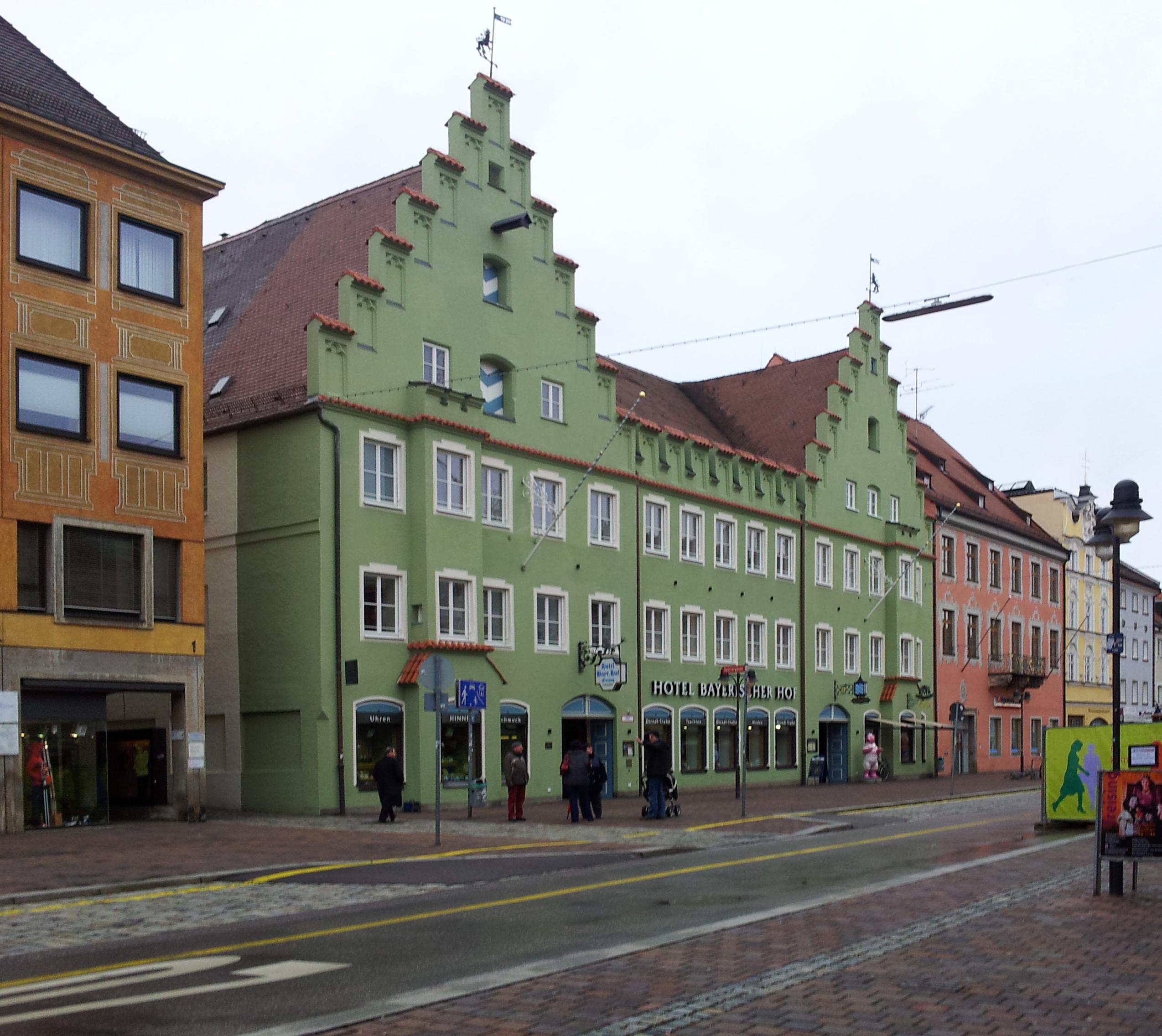 Hotel Freising Bayerischer Hof