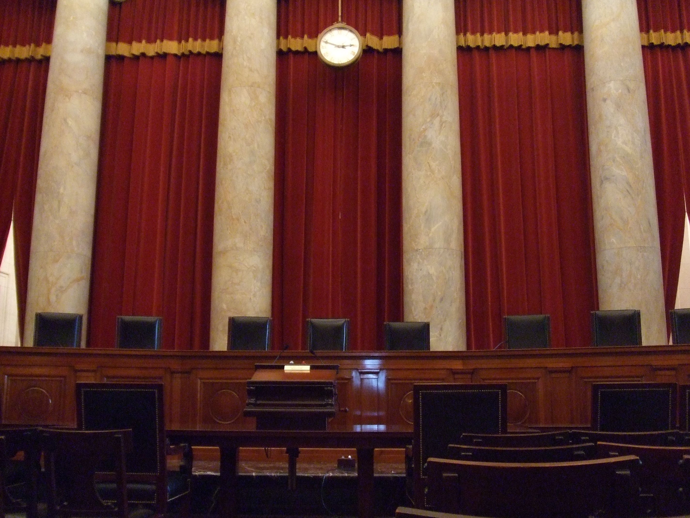About the Supreme Court