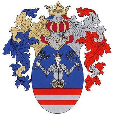 Герб Ужгорода в составе Австро-Венгрии