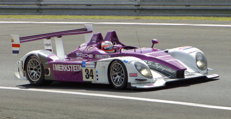 File Van Merksteijn Motorsport Porsche Rs Spyder Evo 24h Le Mans 2008 Jpg Wikimedia Commons