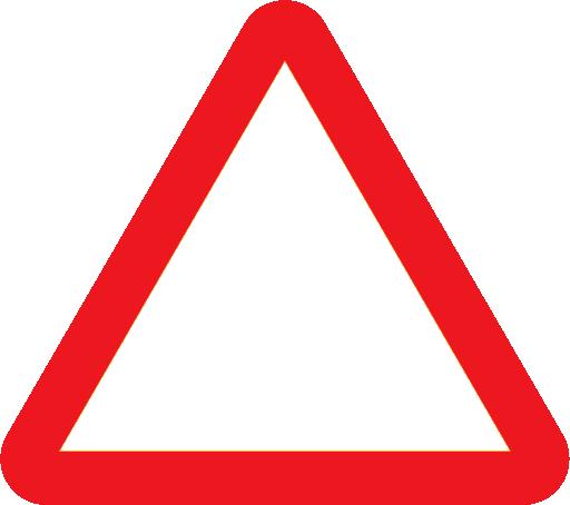 Warning Road Sign Fil:Varningstriangel.p...