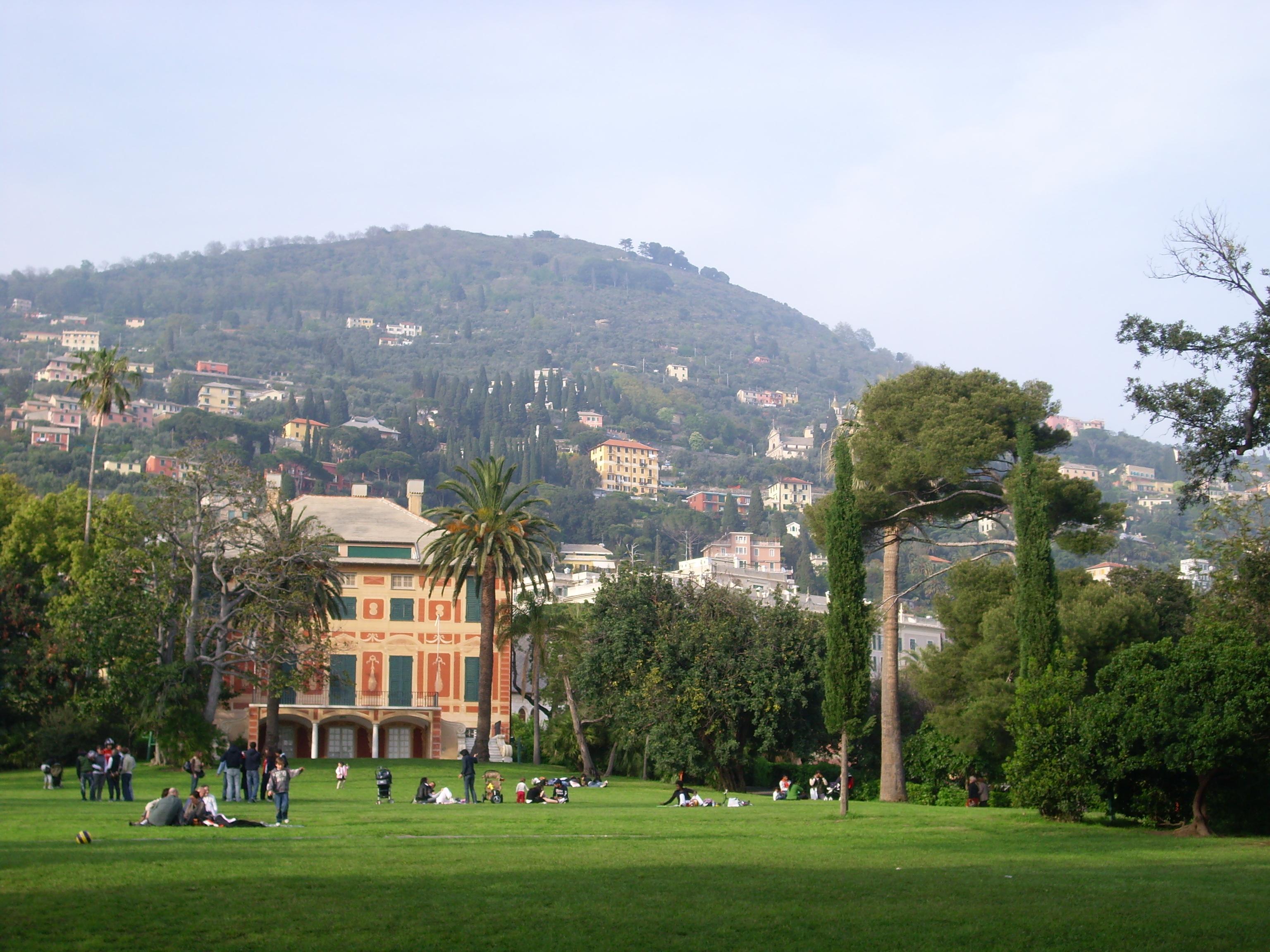 Villa Comunale Parco San Nicolo Aci Catena