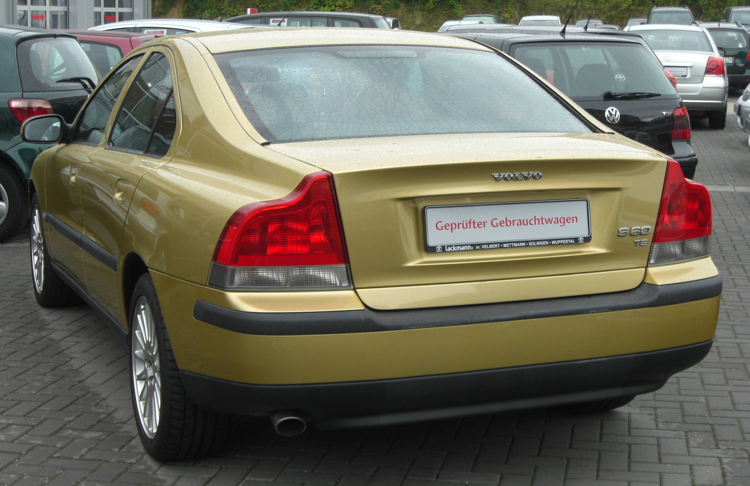 File:Volvo S60 T5 Vorfacelift rear.JPG - Wikimedia Commons