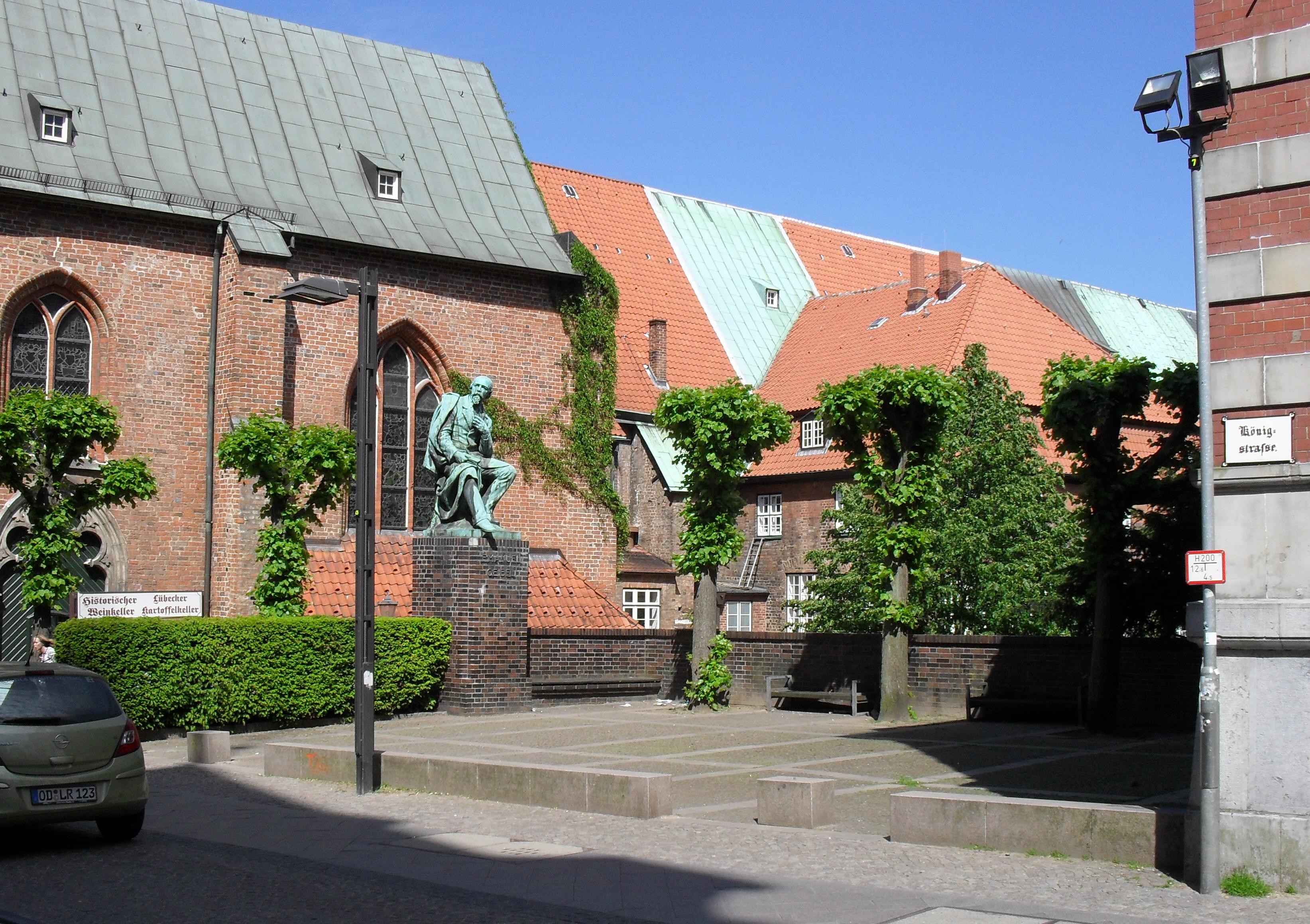 Geibelplatz (Lübeck)