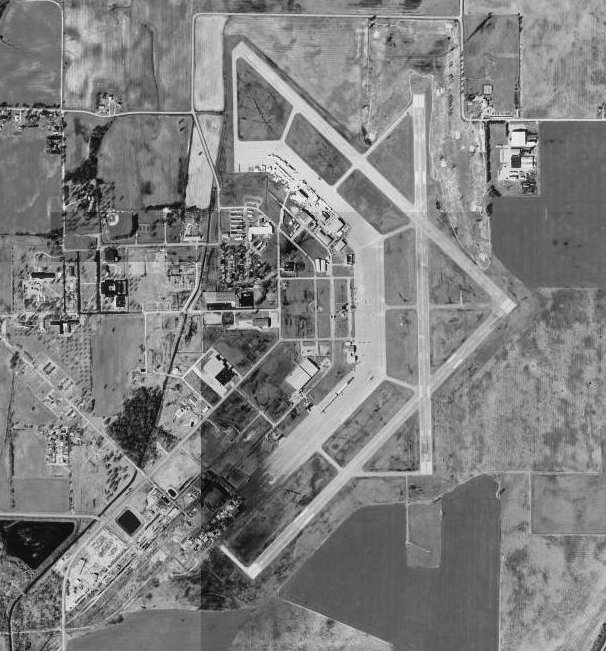 Army Air Fields (stateside