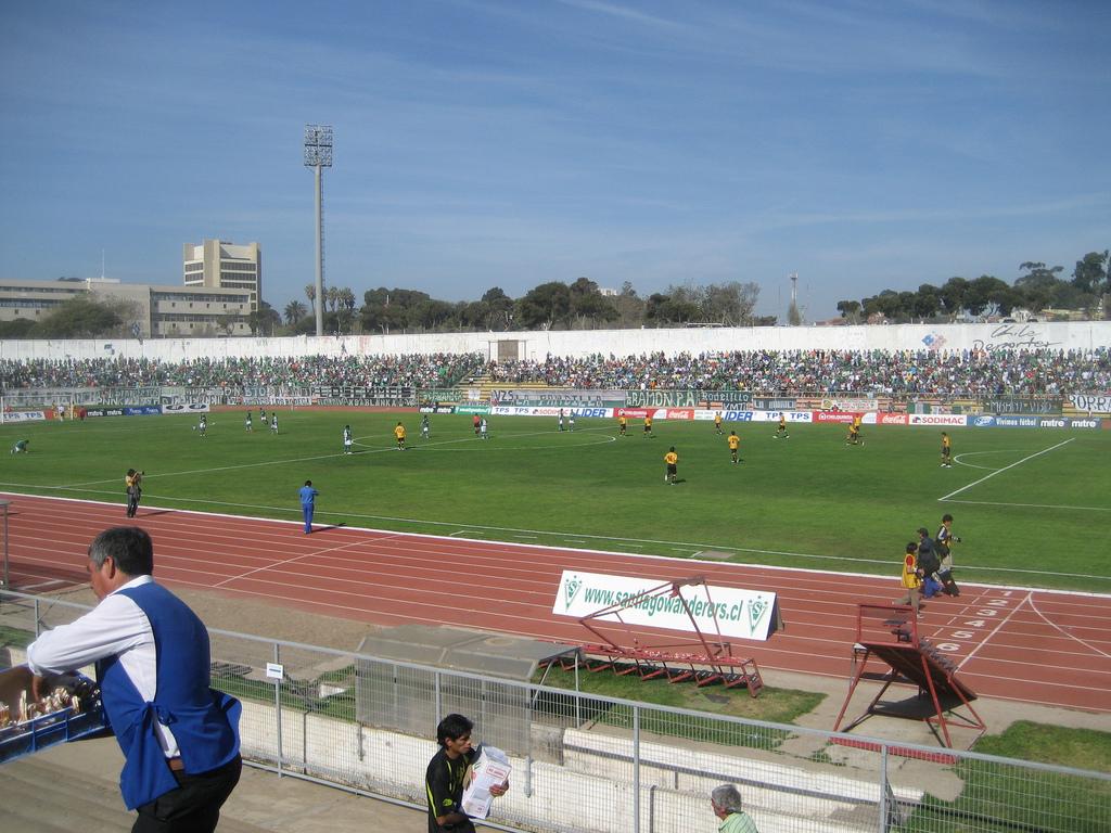 Estadio Elas Figueroa Brander