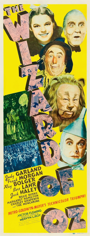 Description Wizard of Oz 1939 Insert Poster.jpg