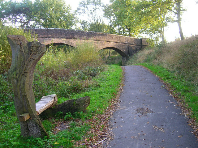 Woodhams Bridge - geograph.org.uk - 267737