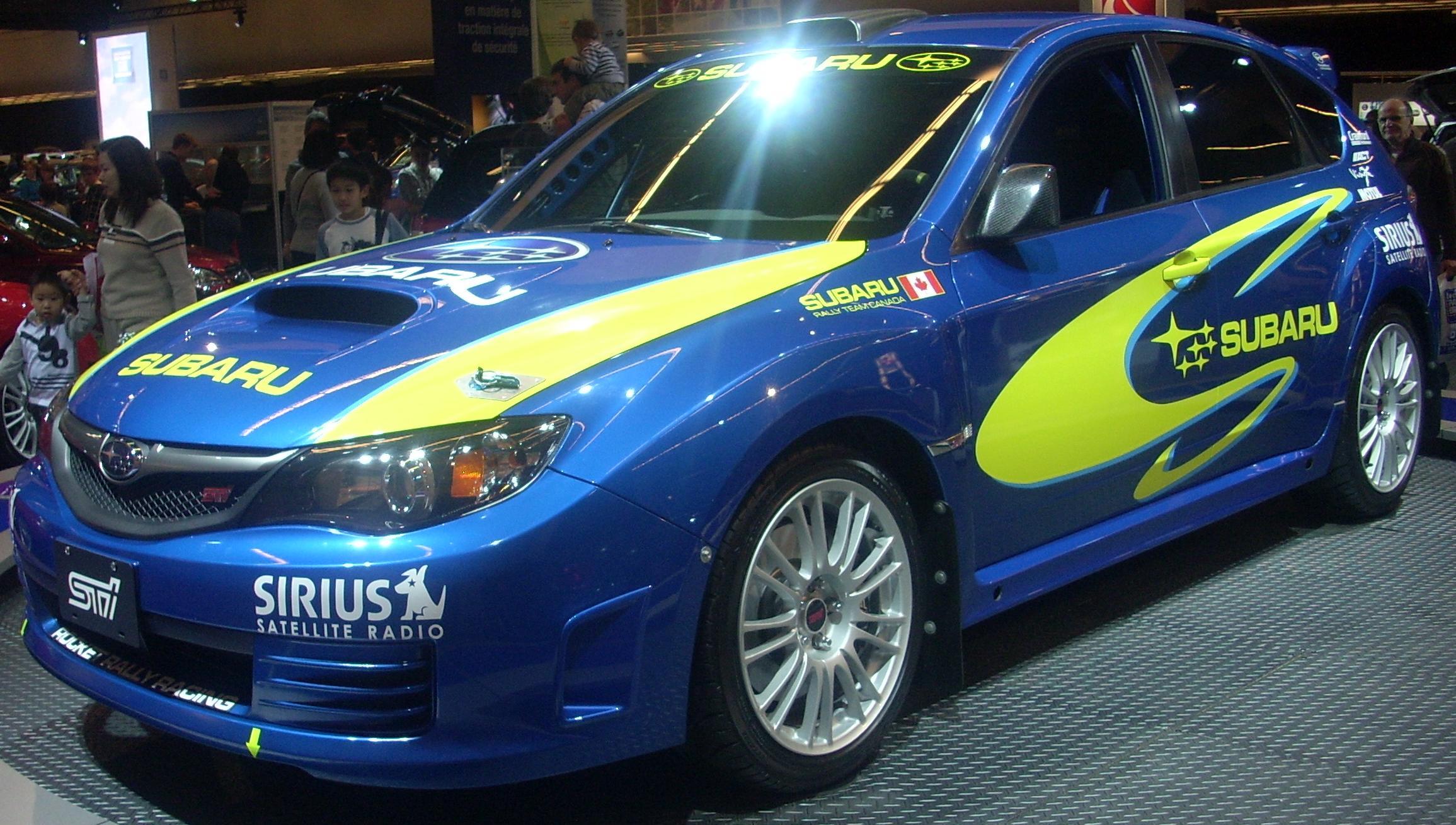 File:'09 Subaru Impreza WRX STI WRC (MIAS).JPG - Wikimedia Commons