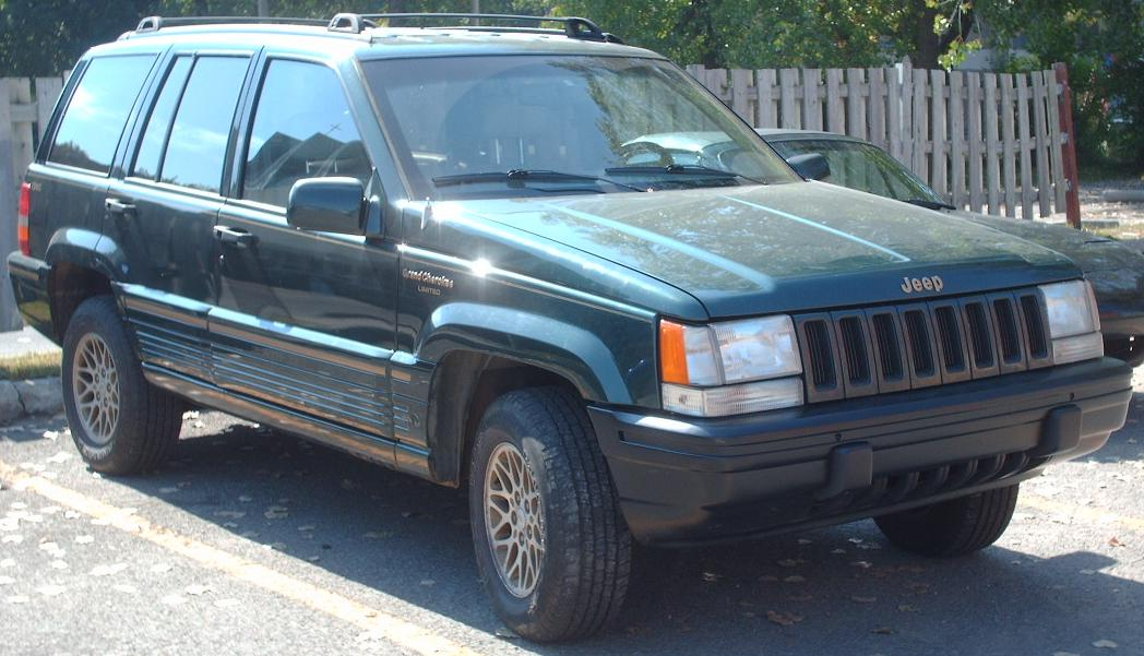 File:'93-'95 Jeep Grand Cherokee Limited.jpg - Wikimedia Commons