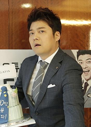 Jun hyun moo dating