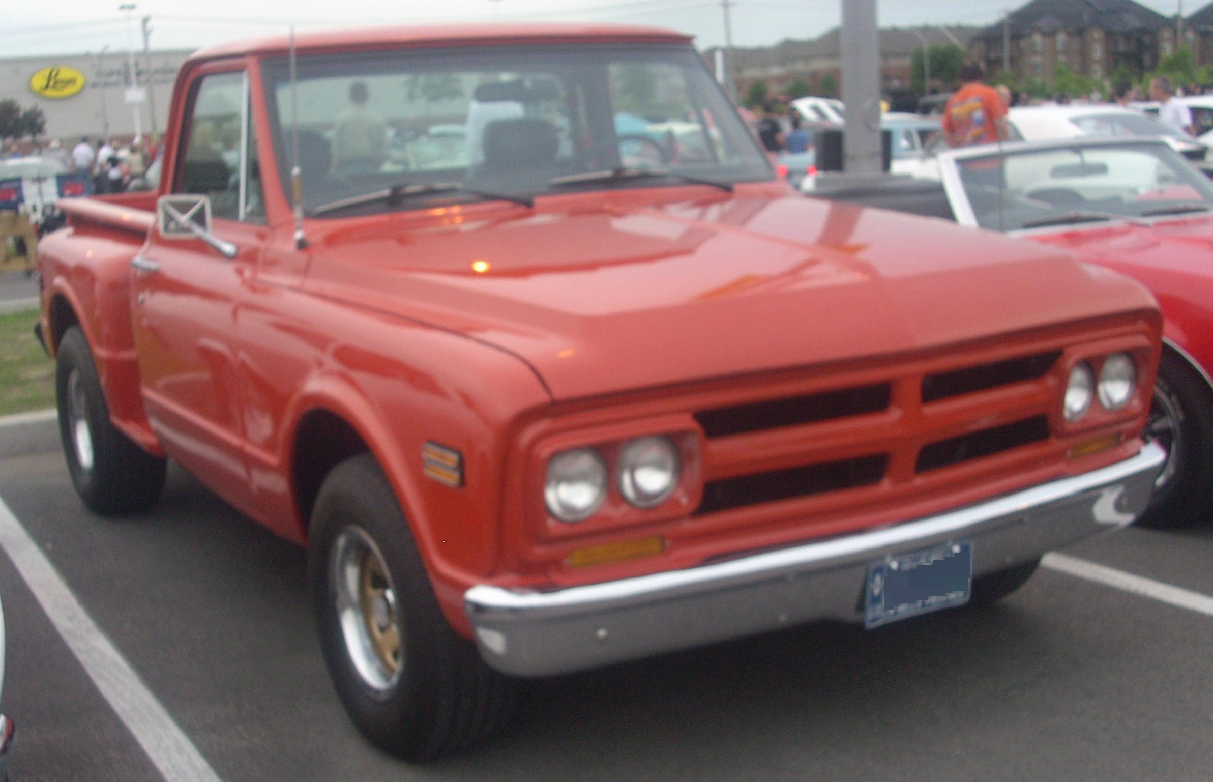 68 C10 Stepside Orange Related Keywords Suggestions 1968 Chevy 4x4 Images Of 1975 Pickup For Sale Autos Weblog