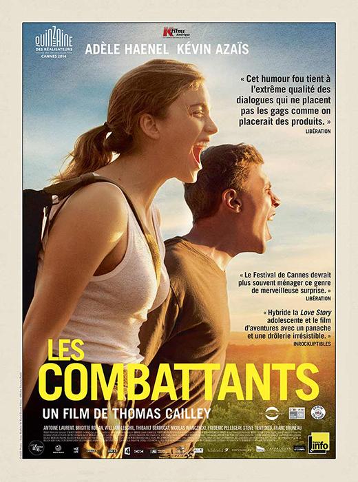 Votre dernier film visionné - Page 21 173_Les_combattants_Fr