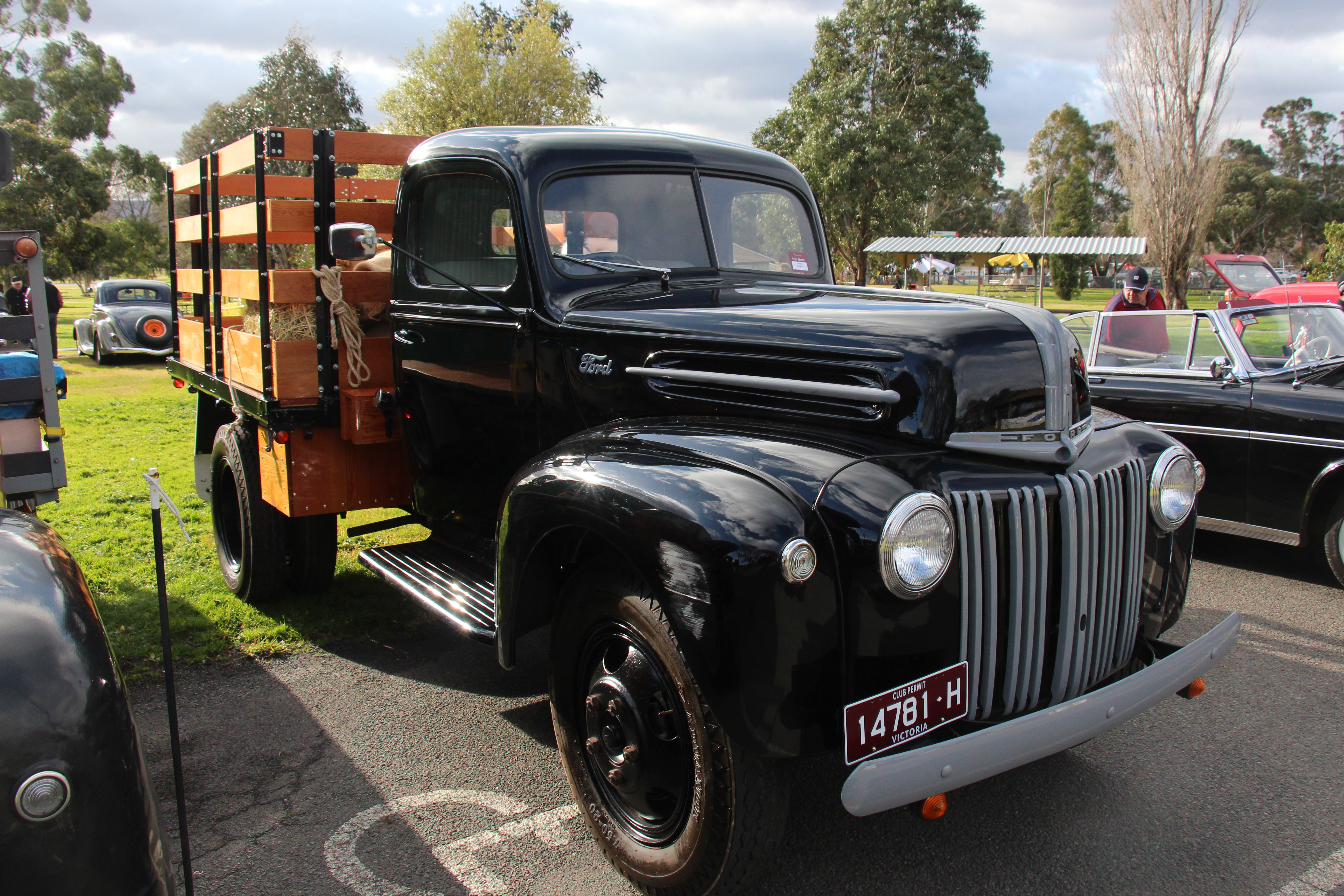 1947 ford one ton truck