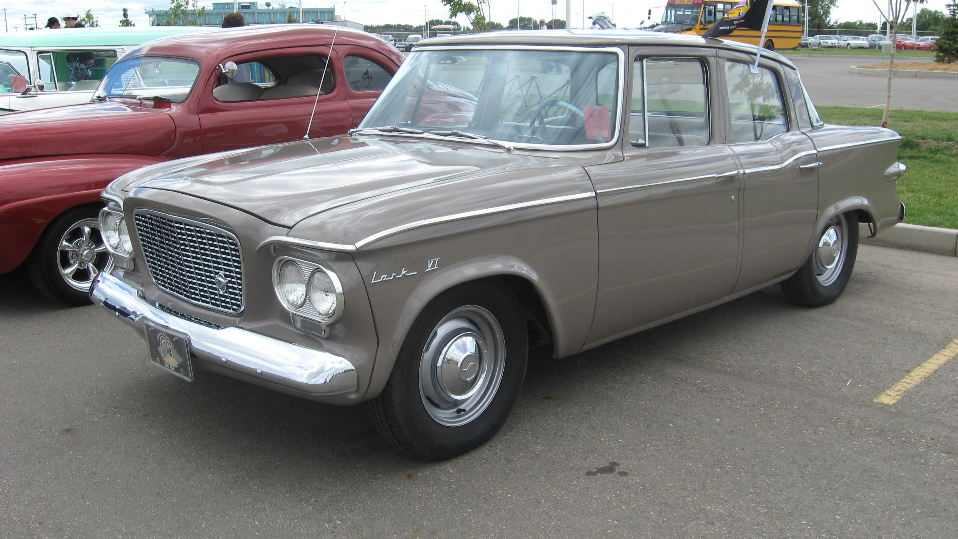 File1961 Studebaker Lark VI Four Door Sedan