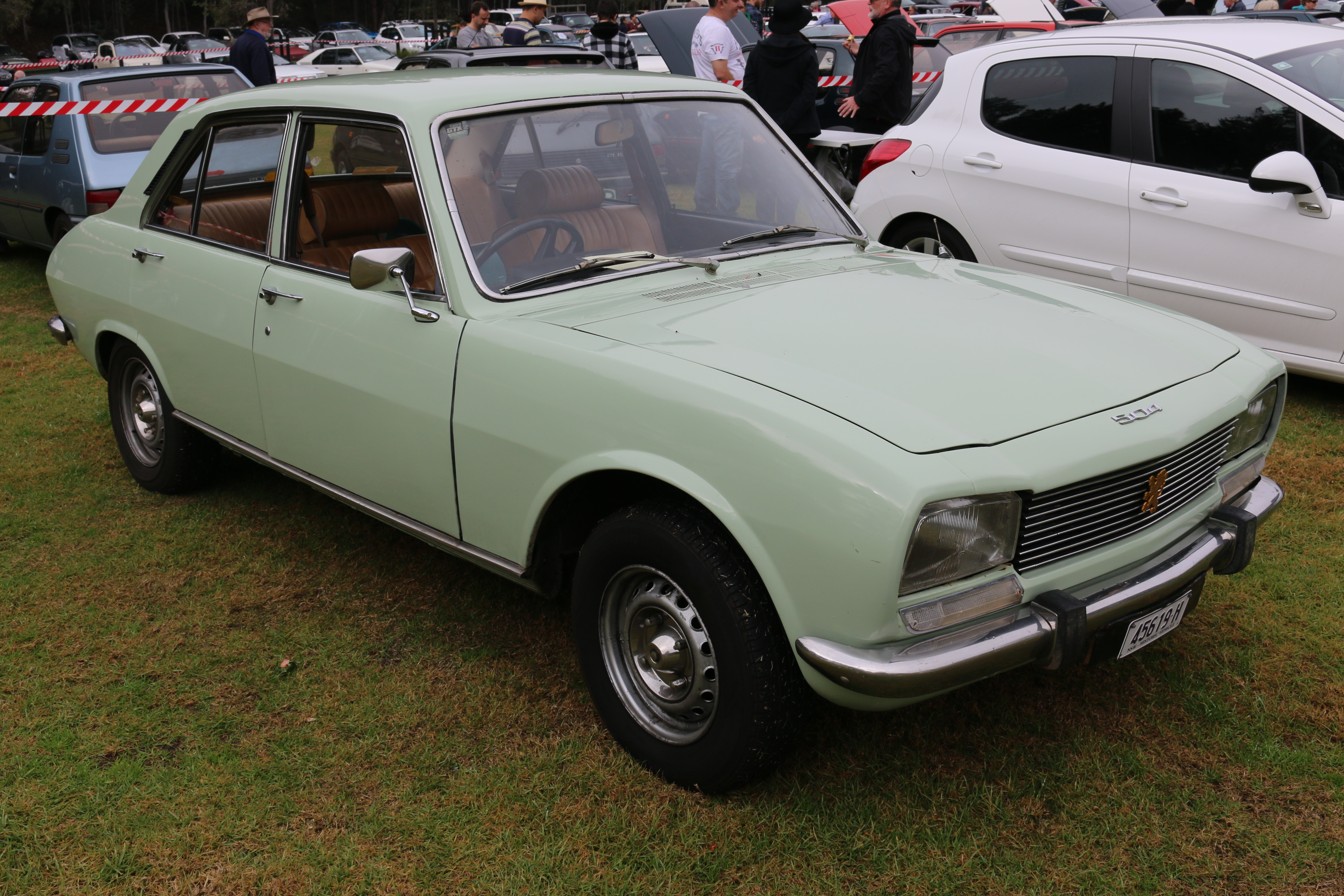 File 1971 Peugeot 504 Sedan 28270879224 Jpg Wikimedia Commons
