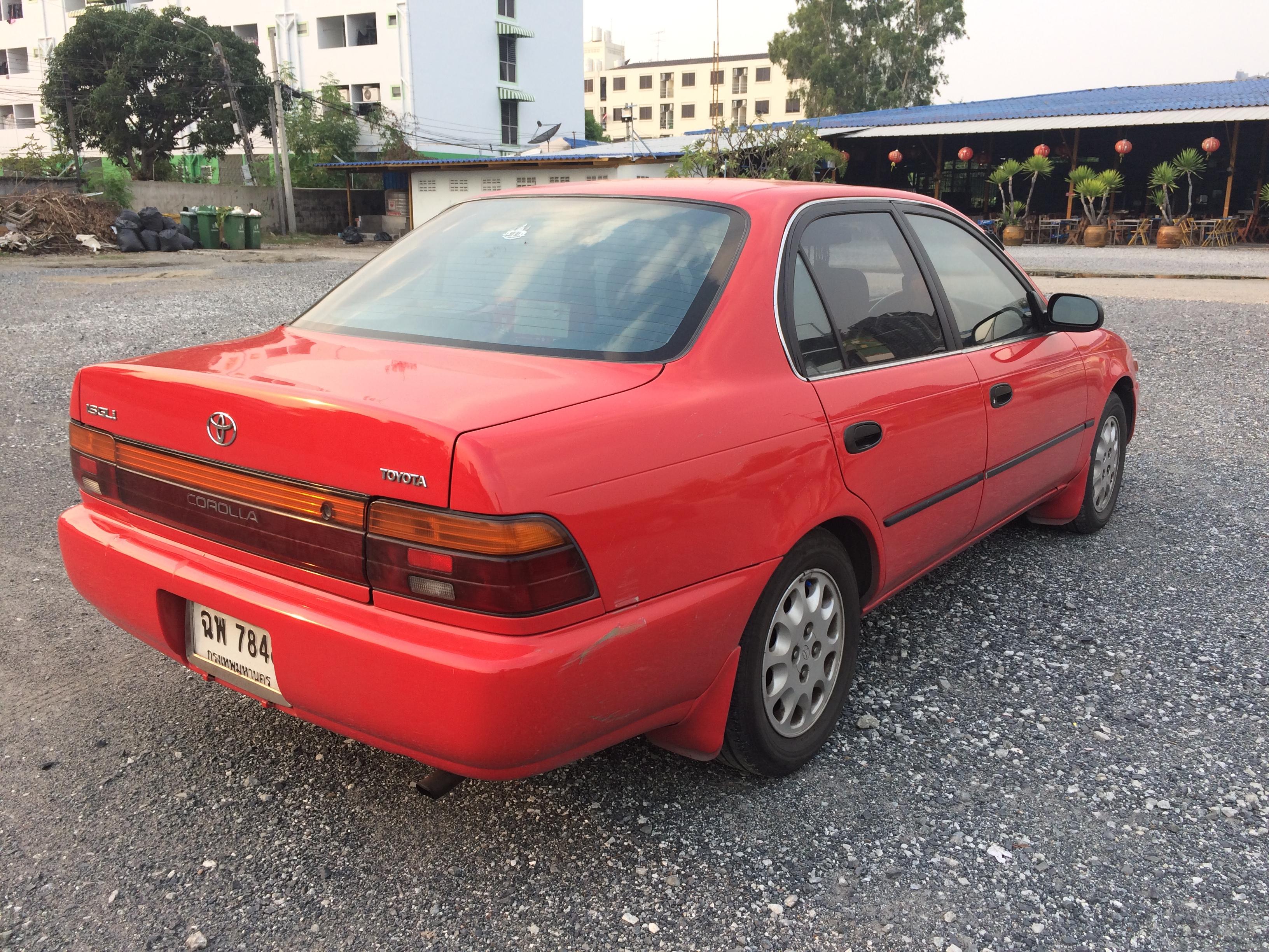 Kekurangan Toyota Corolla 1993 Top Model Tahun Ini