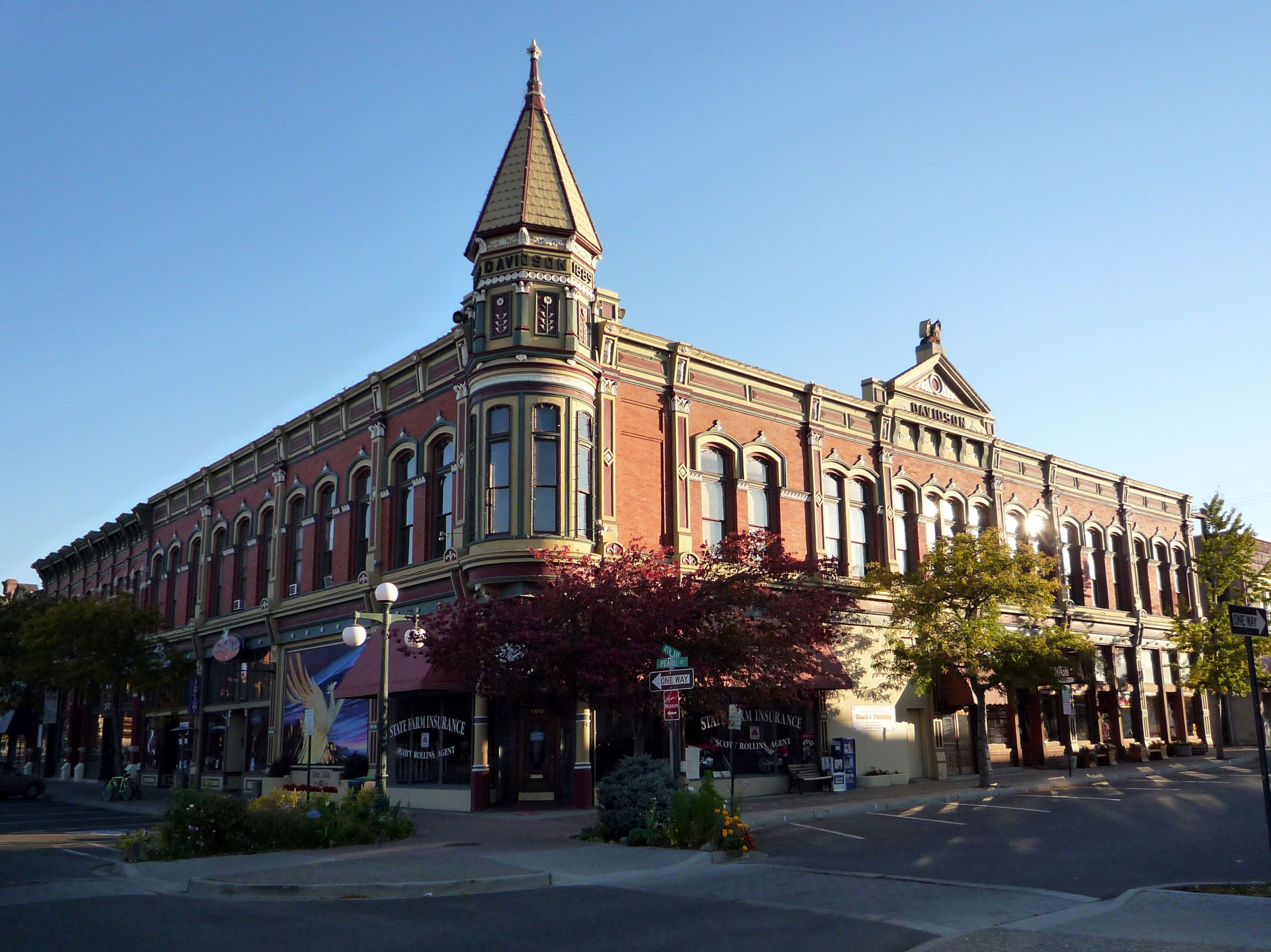 Ellensburg, Washington