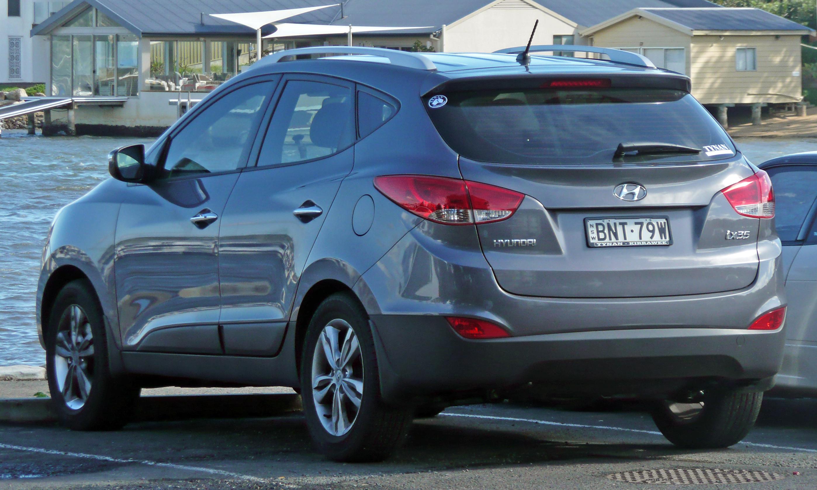File 2010 Hyundai Ix35 Lm Elite Wagon 01 Jpg