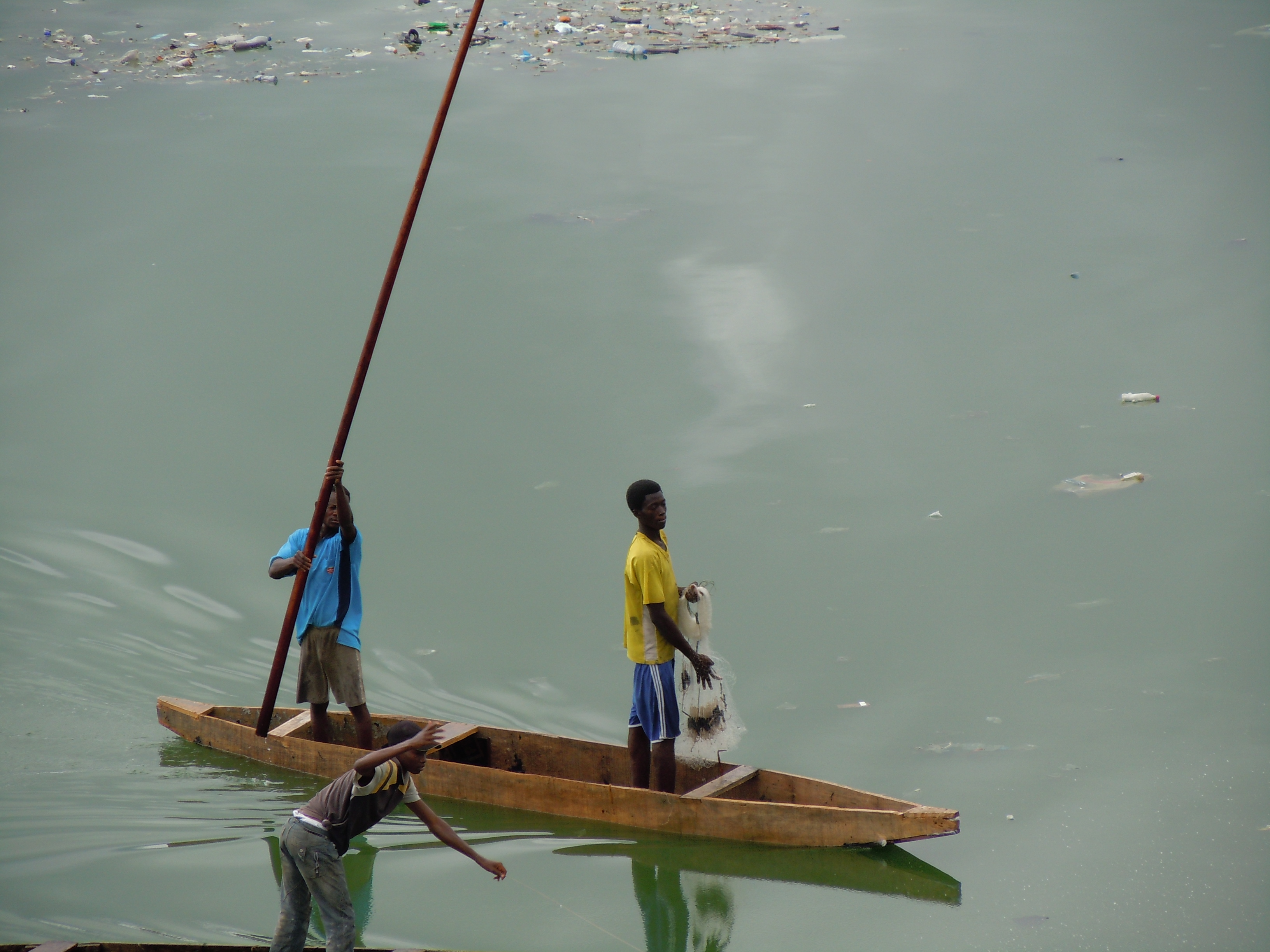 Agriculture Nigeria: Inland fishing