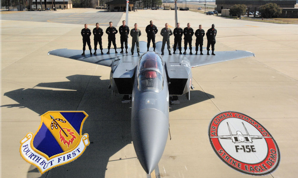 US Air Force 4th Fighter Wing History