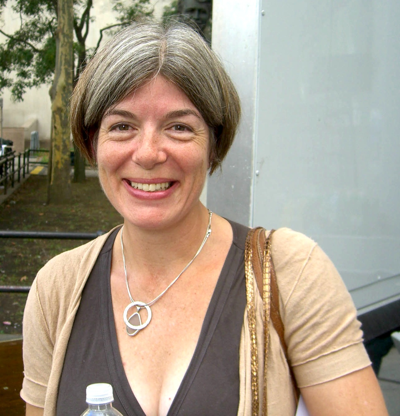 Messud at the 2009 [[Brooklyn Book Festival]]