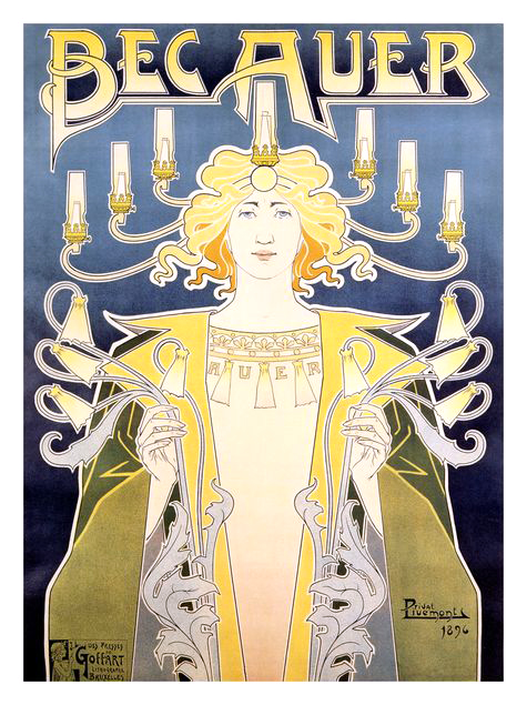 vintage poster design fileap1555 bec auer privat livemont vintage poster 1890sjpg