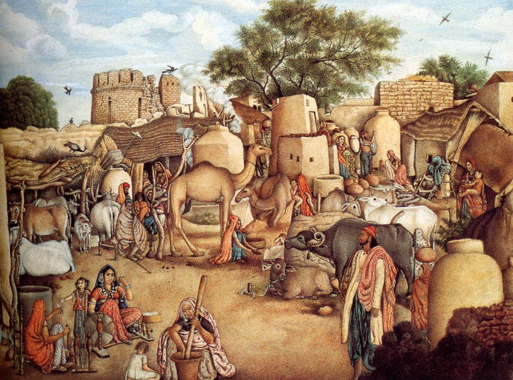 Punjabi Indian American Restaurant