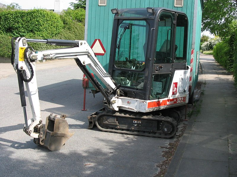 Youtube Cat Excavator