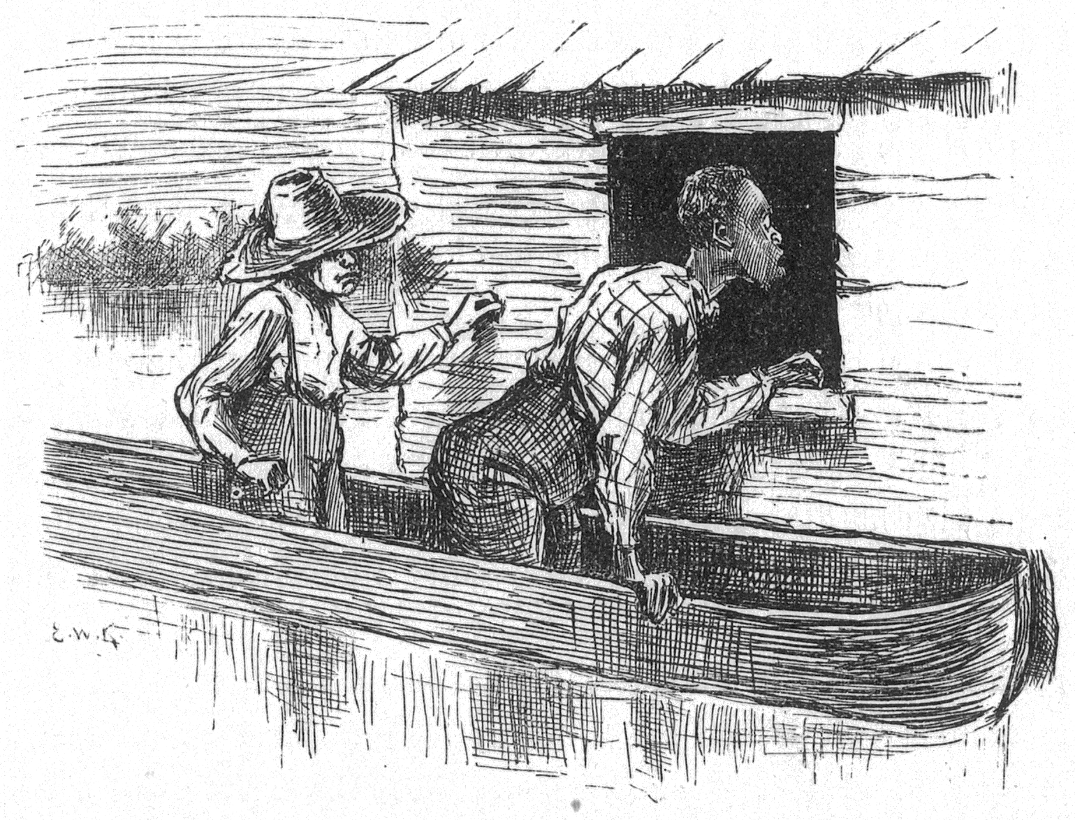 universal brotherhood in the adventures of huckleberry For the most part, characters in the adventures of huckleberry finn are made fools by other characters pranks, cons, tricks, and deceptions seem to be the supernatural.