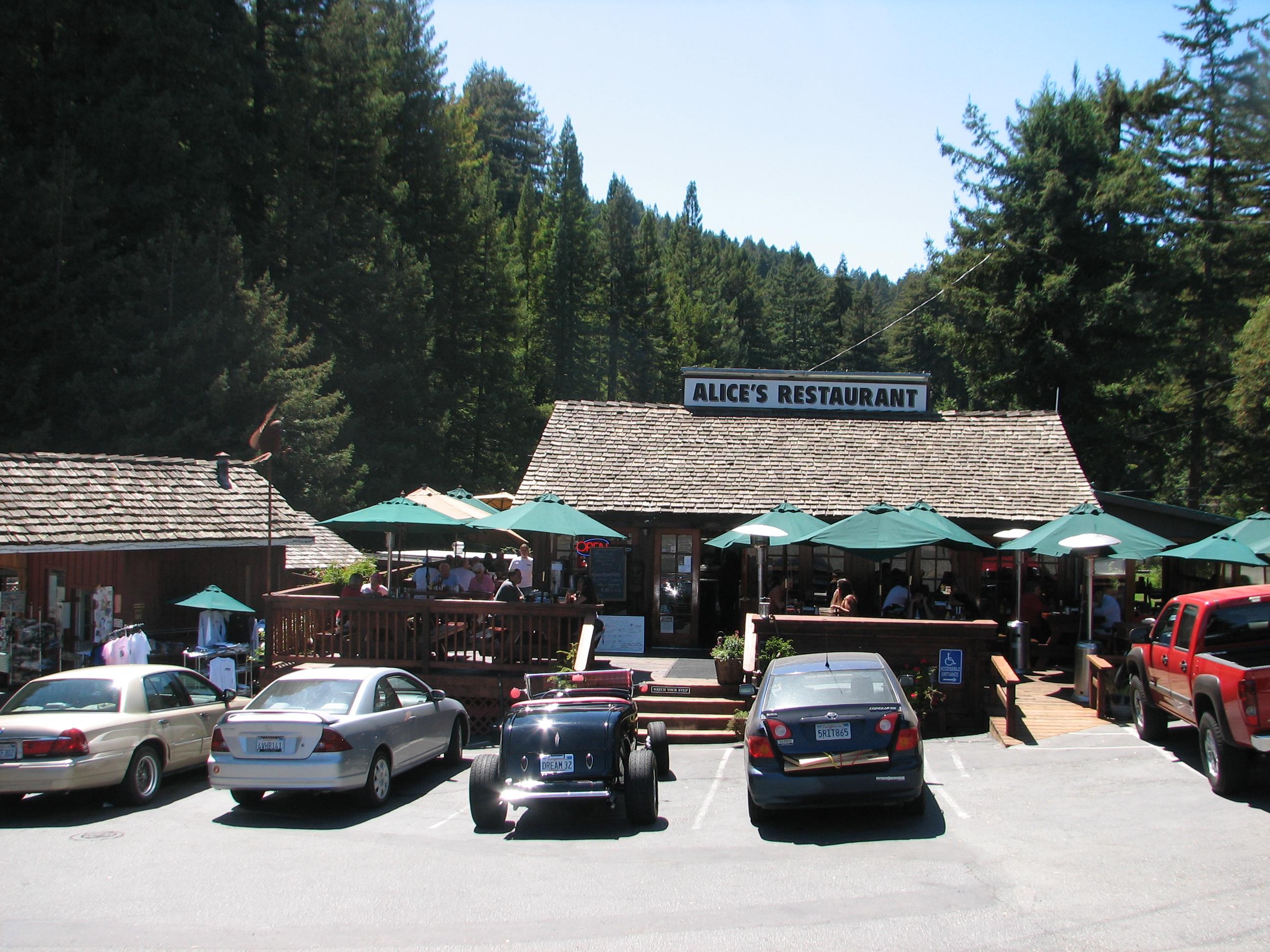La Honda Alice S Restaurant