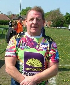 Andy Gregory English rugby league footballer and coach